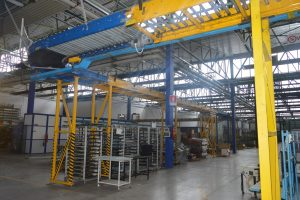 Offers Invited - Automated Packaging System - Packaging Line - U.T.I.T Wagner - Overhead Transport System