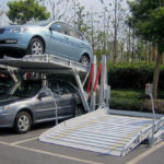 Sold: Offers Invited: 10 x Double Parking Car Stackers