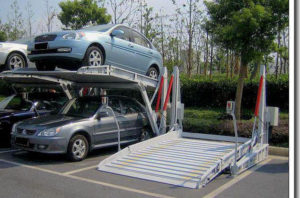 Offers Invited: 10 x Double Parking Car Stackers
